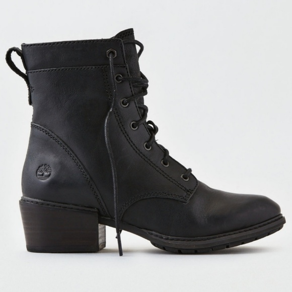 Timberland Sutherlin Bay Mid Lace Black